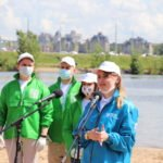 День эколога вместе с В.В. Путиным