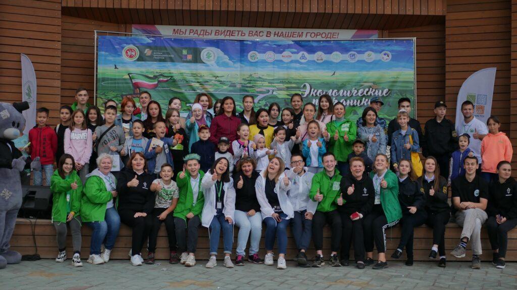 Экологический праздник в Буинске
