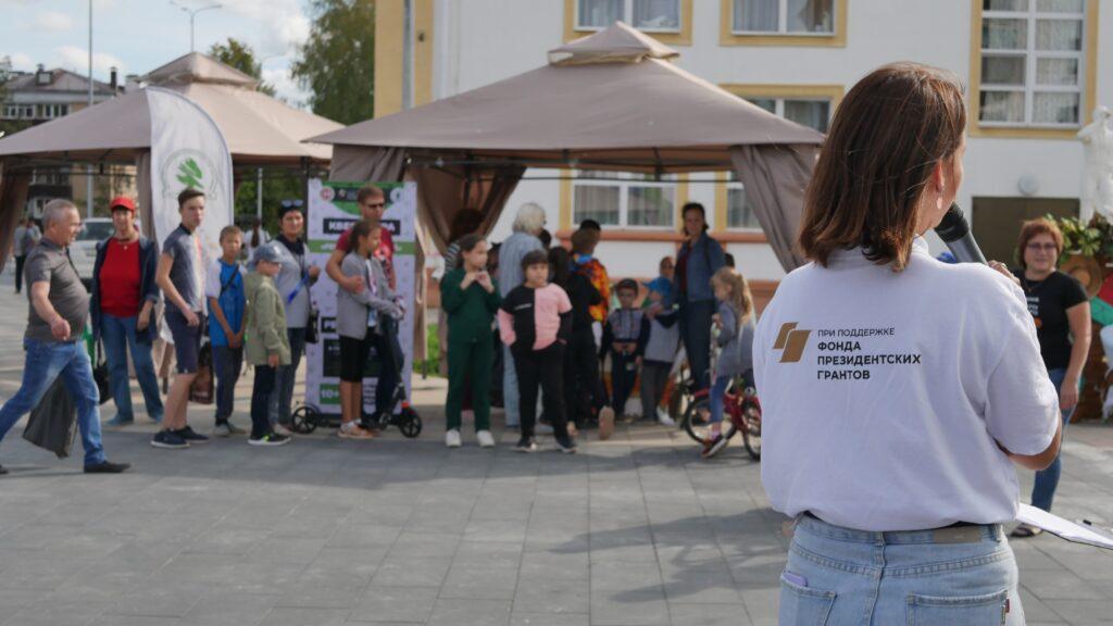 Экологический праздник в Зеленодольске