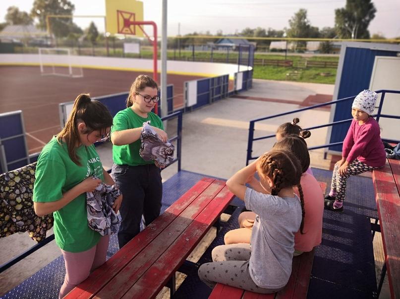 Итоги проведения дворовых лагерей «Мое ЭКОлето» в Республике Татарстан