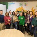 Знакомство студентов Казани с программой «Зелёные ВУЗы России»