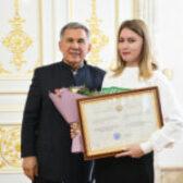 """Движение """"Будет чисто"""" получило награду Президента РТ"""