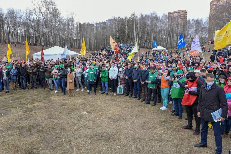 Республиканский субботник в Татарстане