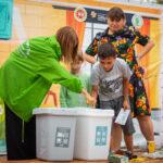 Экологический праздник «Будет чисто в Татарстане!» в Менделеевском районе