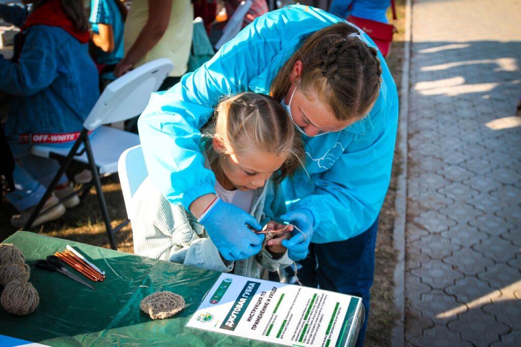 Экологический праздник «Будет чисто в Татарстане!» в Мамадышском районе